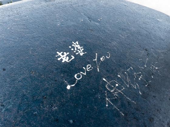 Loveisinthewall #256